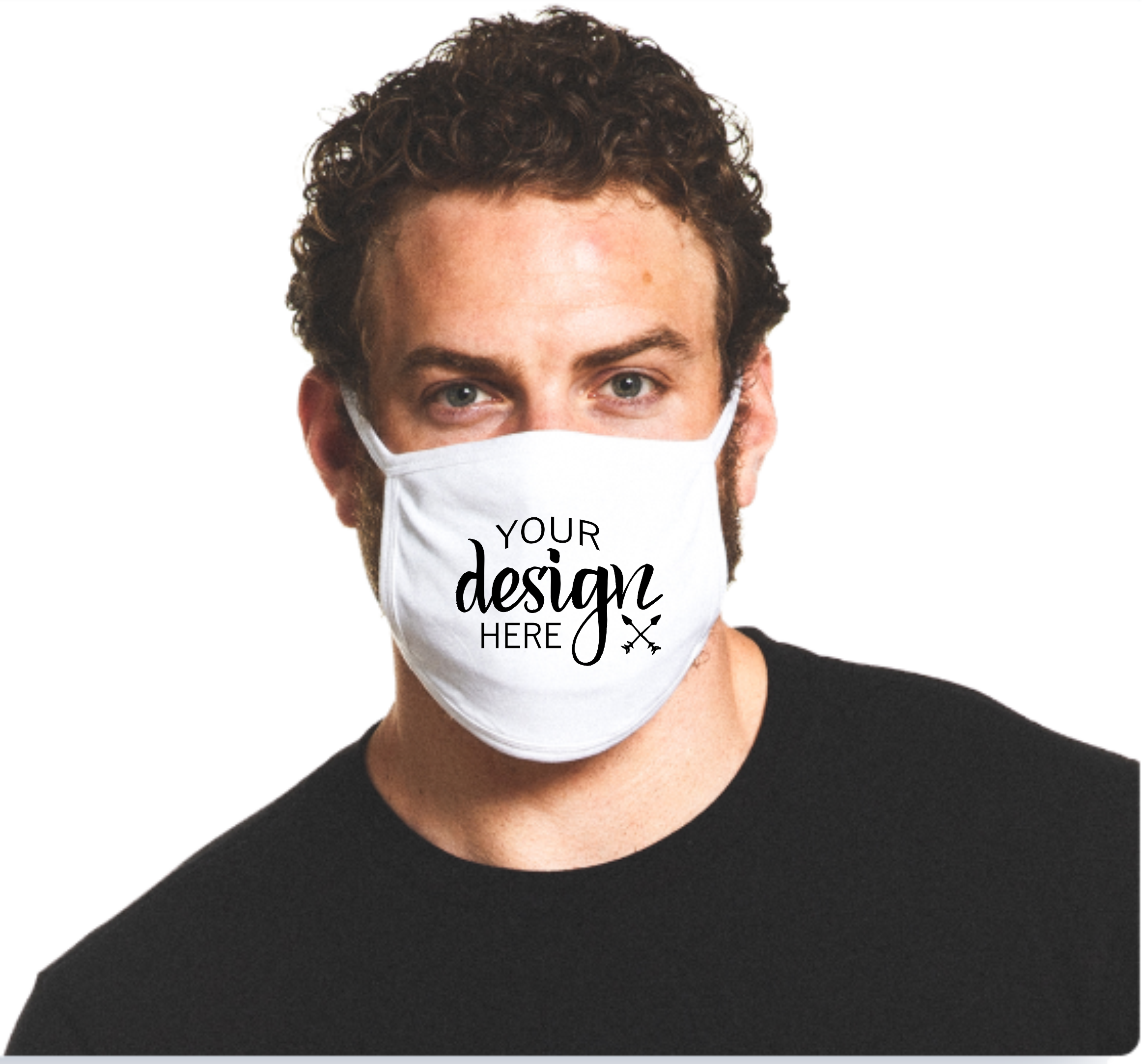 Face Masks with Your Logo
