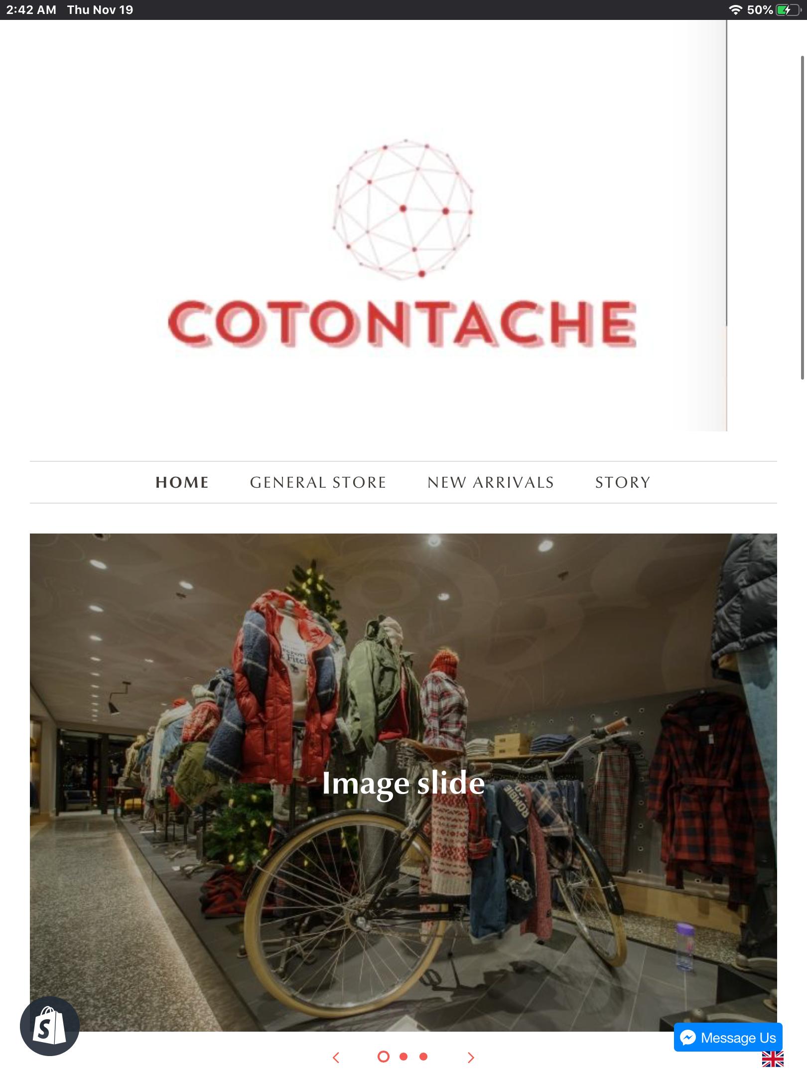 Cotontaché