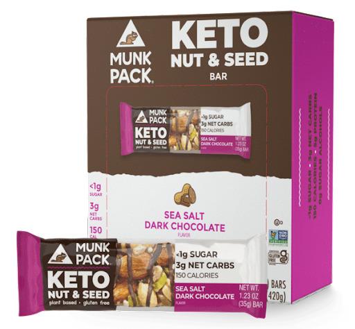 Buy Keto Snack Bars For Healthy Snacks
